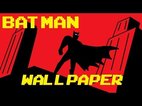 Photoshop SpeedArt - Batman