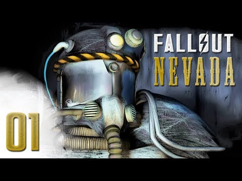 Fallout: Nevada - Part 1 [Year 2091]