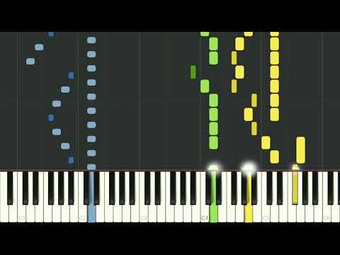 Toccata and Fugue in Dm by Johann Sebastian Bach - for Organ