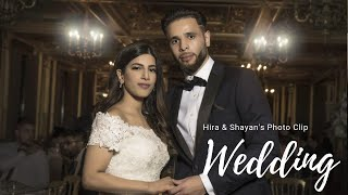 Hira & Shayan's Wedding Photo Clip