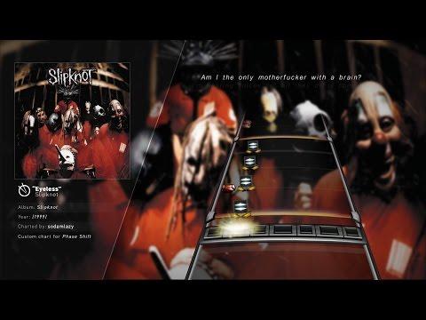 Slipknot - Eyeless (Drum Chart)