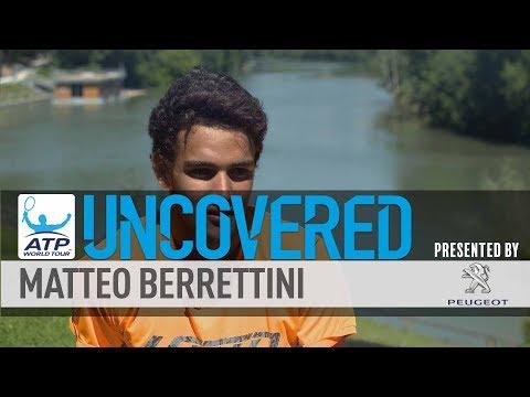Introducing Matteo Berrettini Uncovered 2017
