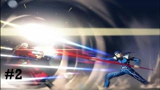 RED VS BLUE: Fate Stay Night: Part 2