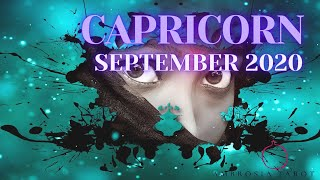 "Capricorn ""You are their happily ever after"" September 2020 Love Tarot Reading"