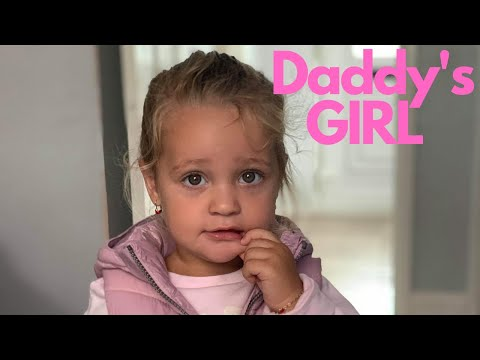 I Am Daddy's Girl | Princess Sarah Had Her Own Song Made By Daddy.