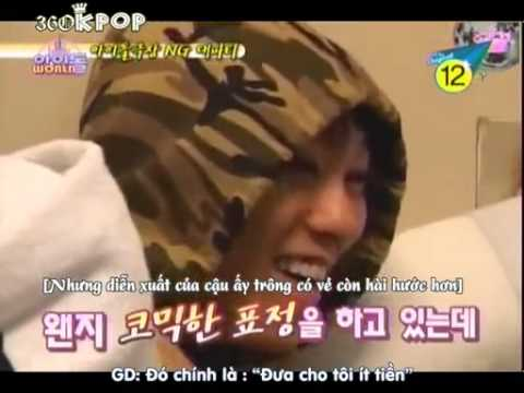 [Vietsub] Big Bang - KM Idol World Drama NG [360kpop] - 4/6
