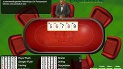 Pokerschule deutsch Folge 1 Poker Lernen!
