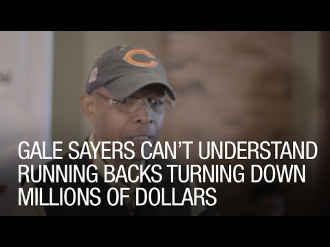 Gale Sayers Can