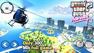 [300MB] gta vice city for android free | Highly compressed |2019