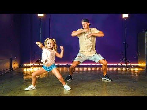 Everleigh Performs Professional Hip Hop Lion King Routine!!! ft Matt Steffanina