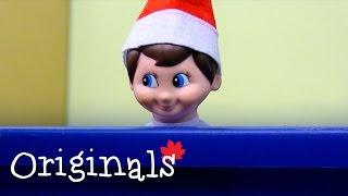 Cameras catch Elf on Shelf making snowman