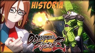 DRAGON BALL FIGHTERZ PS4 | MODO HISTORIA ESPAÑOL parte #1| CELL ha REGRESADO - Custem