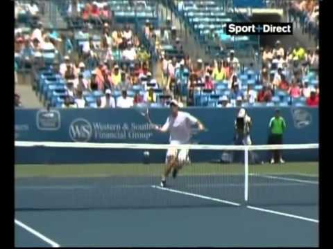 ATP Masters Series Cincinnati 2008 SF I Karlovic vs A Murray