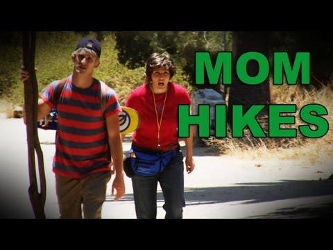 Mom Stuck on a Mountain!