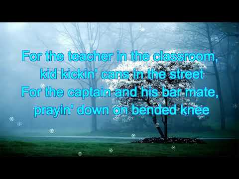 Kenny Chesney - Song For The Saints Lyrics