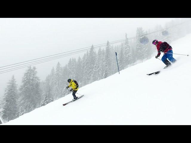 Skifahren in St. Anton am Arlberg – Urlaub in Tirol ⛷
