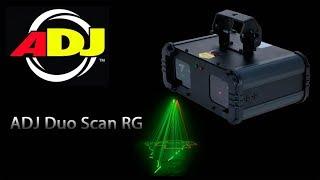 American DJ Duo Scan RG лазер двойной