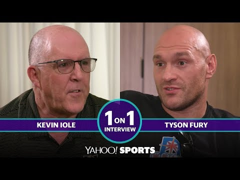 Tyson Fury Discusses Troubled Past, Facing Tom Schwarz, and a Deontay Wilder Rematch