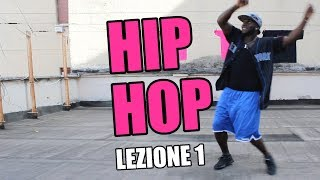 Hip Hop: Lezione base per imparare a ballare una coreografia con tutorial facile con passi semplici