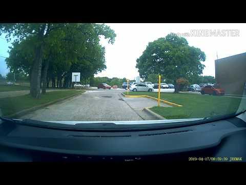 DMV Driving Test Texas, Dash Cam