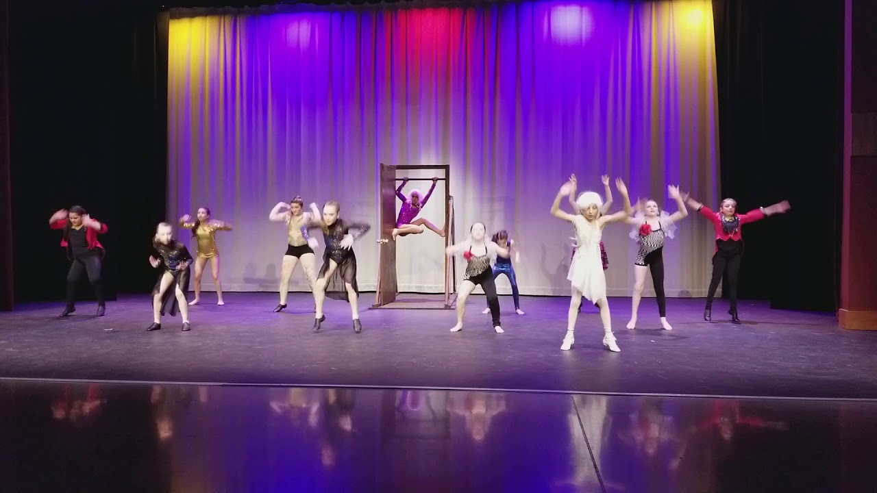 ENCORE Dance Company  The Magic Door  2018 - u0027At the Barnum Circusu0027 & ENCORE Dance Company