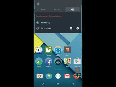 Android 5 0 screencast