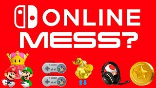 Nintendo Switch Online Not A MESS in 2019?