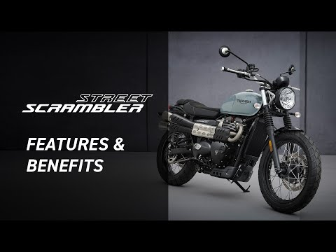 New Street Scrambler Features and Benefits