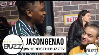 JASON GENAO INTERVIEW: NETFLIX'S ON MY BLOCK SEASON 2 PREMIERE EVENT