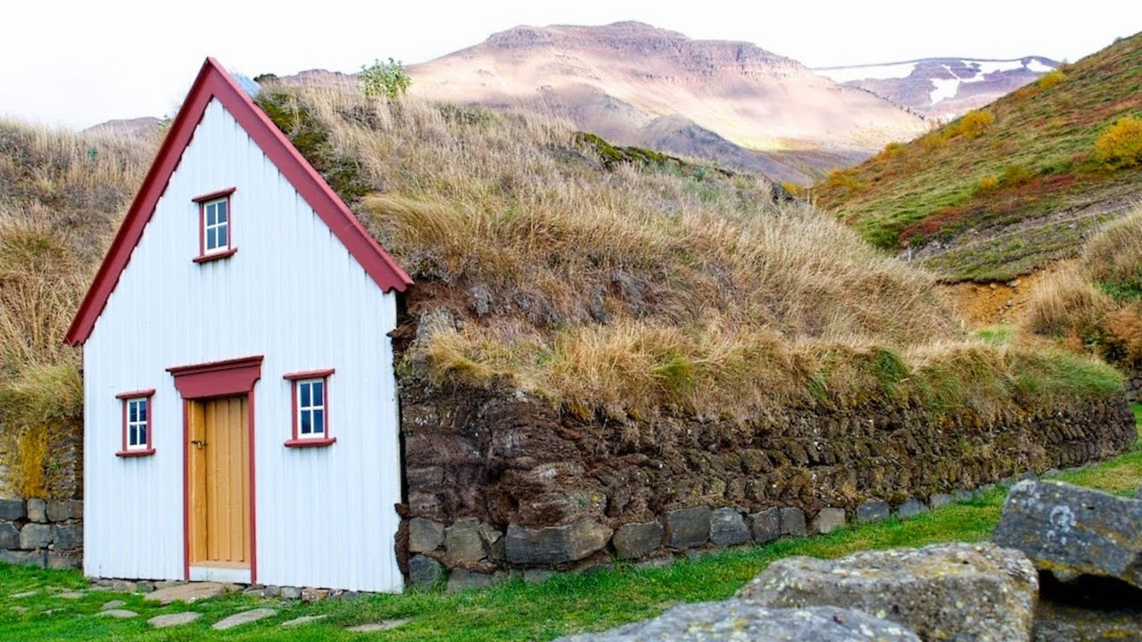 Icelandic Turf Houses Unusual Homes Iceland YouTube