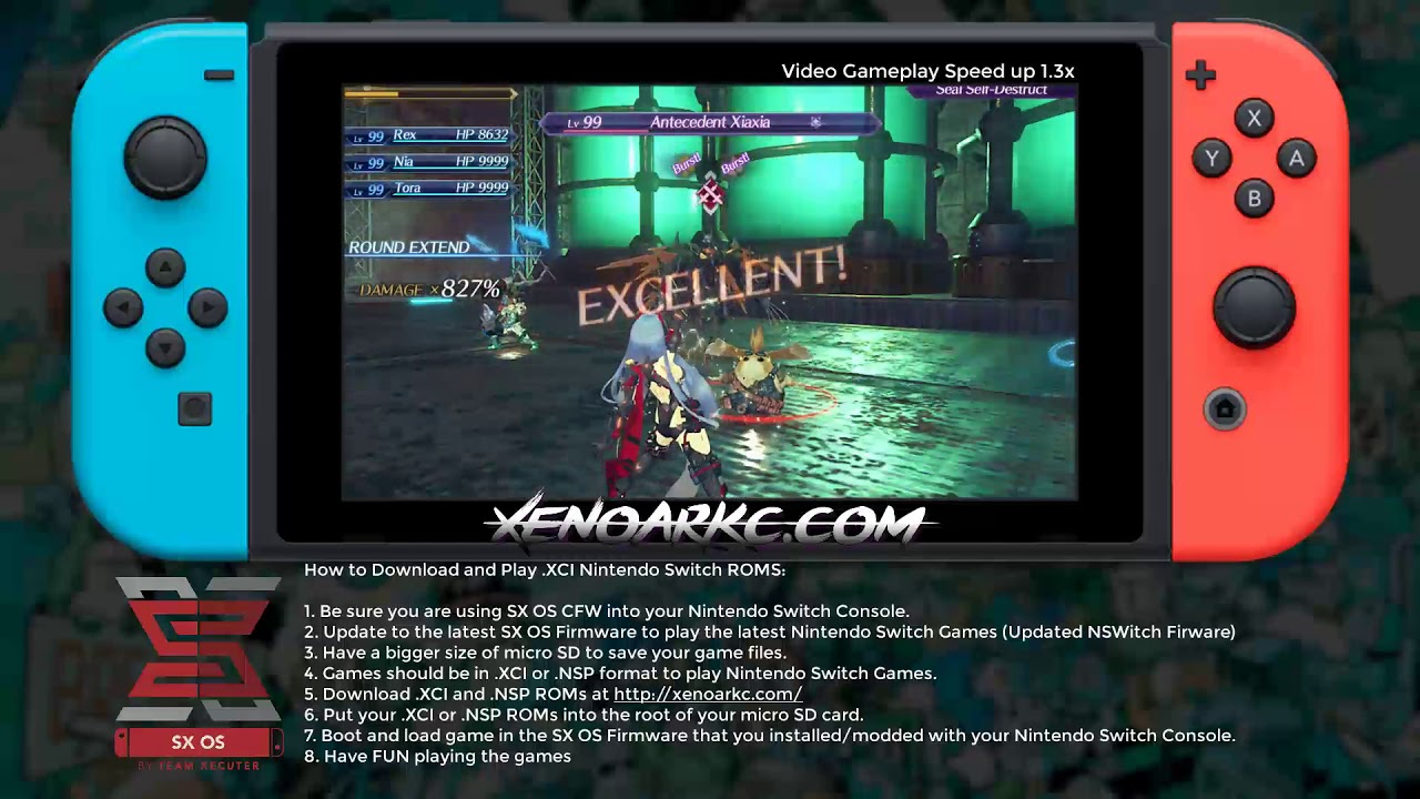 Download Xenoblade Chronicles 2 XCI NSP Nintendo Switch