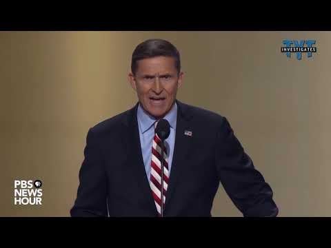 Top 5 Ironic Moments from Michael Flynn's RNC Speech