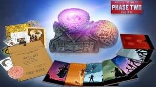 Marvel Cinematic Universe Phase 2 Collection Set Revealed