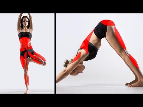 Les bienfaits du yoga sur le corps