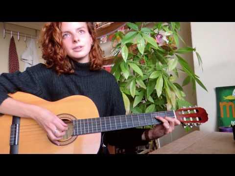 Big Thief - 'Masterpiece' (acoustic guitar cover)