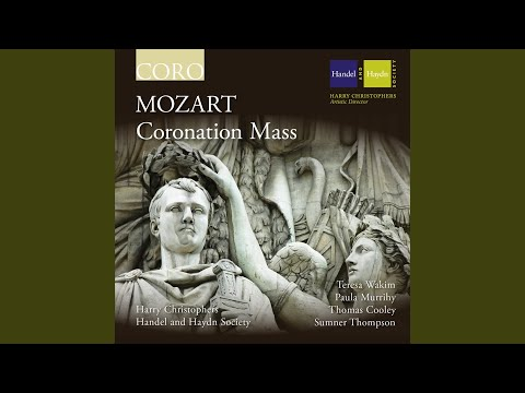 Mass In C Major, K317, 'Coronation': Agnus Dei