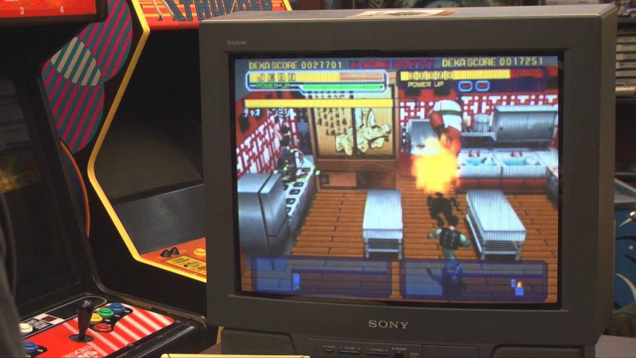 Game room dynamite deka 2 review for sega dreamcast youtube