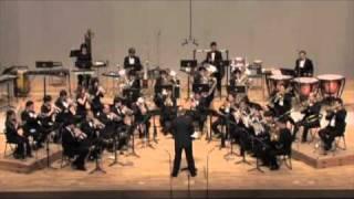 VIVID BRASS TOKYO/Music for Battle Creek 1mov.(バトルクリークの音楽)/Philip Sparke