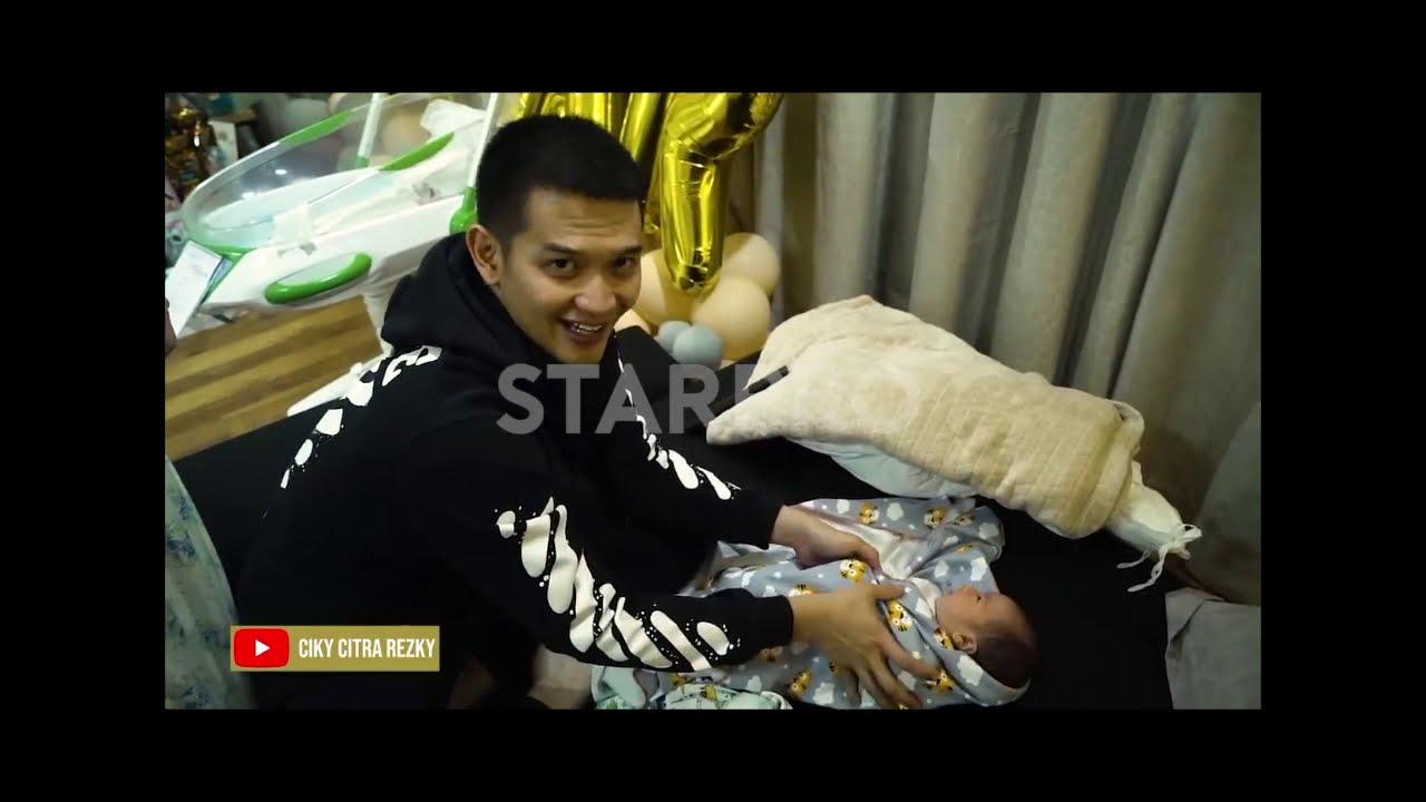 Baru Dilahirkan Rezky Aditya – Citra Kirana Tak Sabar Ajak Anak Main Jetski – MOM & KIDS SEG2 12/09