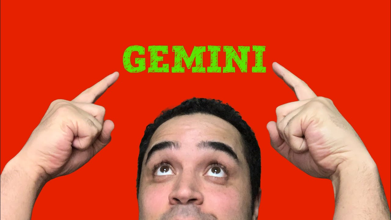 Gemini! A Decision MUST Be Made! March 2021