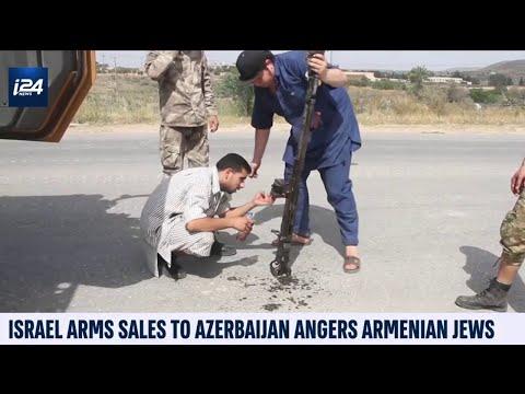 Armenian Jews Beg Israel To Stop Azerbaijan Arms Sale