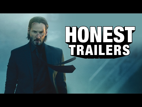 Thumbnail: Honest Trailers - John Wick