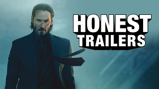 Repeat youtube video Honest Trailers - John Wick