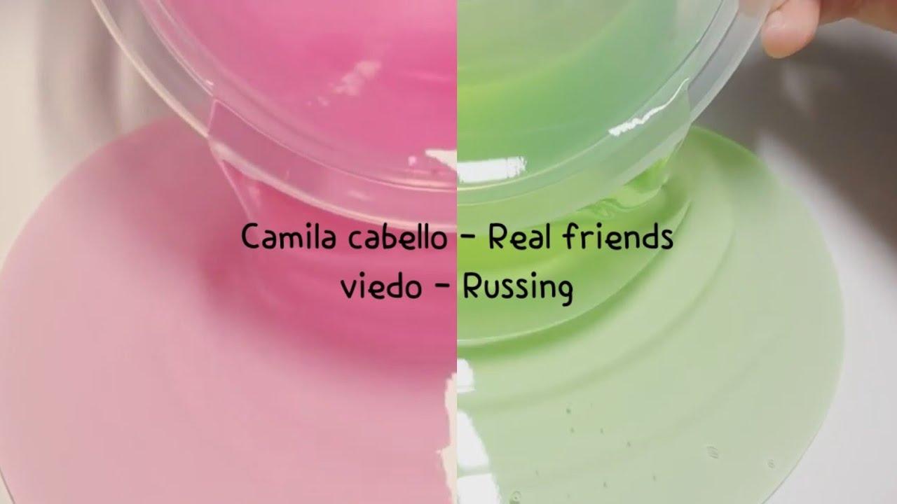Camila cabello - Real friends | 가사쓰기 | 액괴 | 류씽님 영상 | 가사 | 리얼프렌즈 | 퐁듀 부계정 | 첫영상