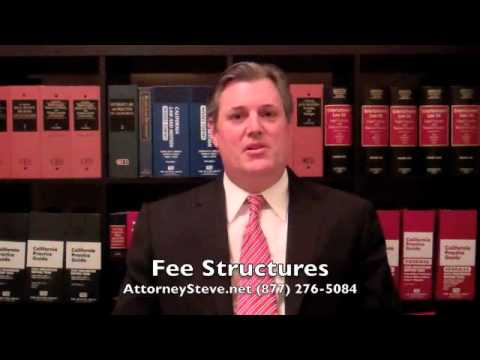 Contingency fee lawyer in California