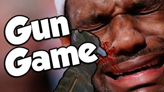 GUN GAME TORTURE!