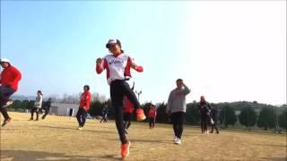 【リズムトレーニング】 多くのアスリートが取り入れているトレーニング.