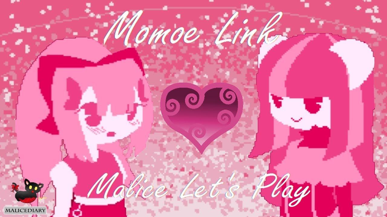 Momoe Link [RPG Maker Romance] - I Love You LOL