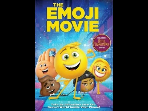 Download Opening To The Emoji Movie 2017 DVD