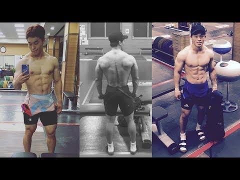 Korean Olympic Weightlifting Training - Lee Sangyeon @69